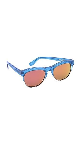 Wildfox Clubfox Deluxe Sunglasses