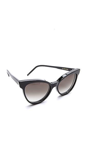 Wildfox Le Femme Sunglasses