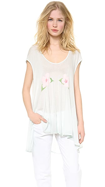 Wildfox Tulum Knit Tunic