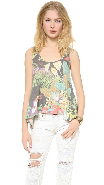 Wildfox Baja Tank Top