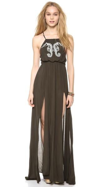 Wildfox Seahorse Gigi Gown