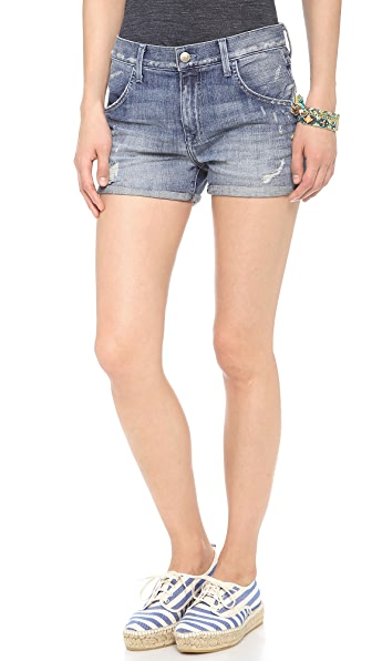 Wildfox Liv Boyfriend Shorts