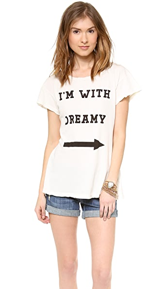 Wildfox I'm with Dreamy T-Shirt