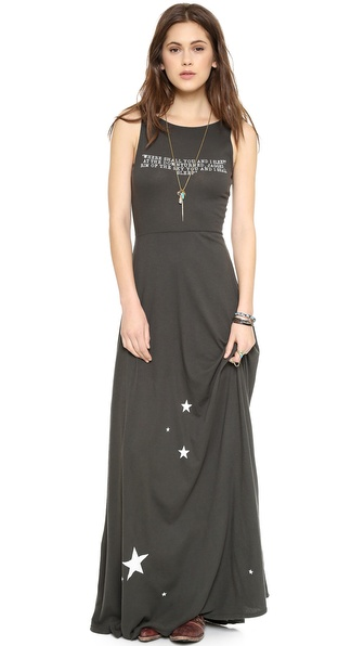 Wildfox You and I Sleep Maxi Dress