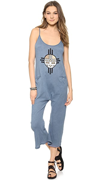 Wildfox Sun Down Jumpsuit