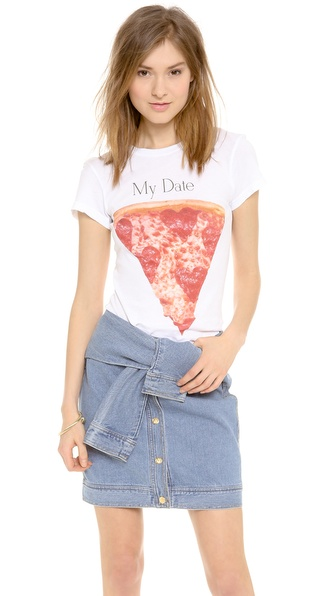 Wildfox My Date Tee