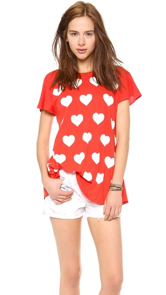Wildfox Baby Love Tee
