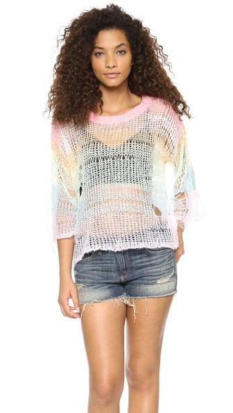 Wildfox Lost Ski Bunny Sweater