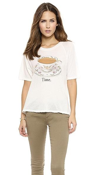 Wildfox Tea Time Tee