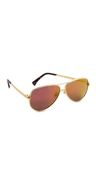 Wildfox Airfox II Deluxe Sunglasses