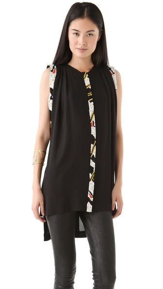 Willow Sequined Sleeveless Tunic