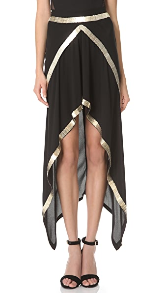 Willow Metal Spine Skirt