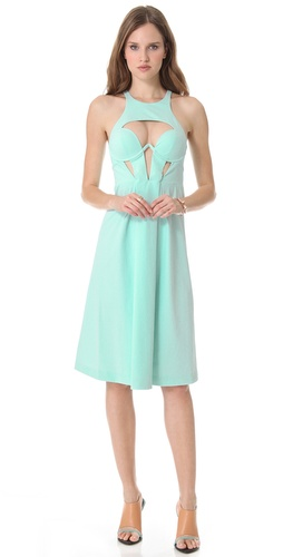 Willow Corsetry Midi Dress