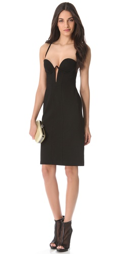 Willow Corset Illusion Dress
