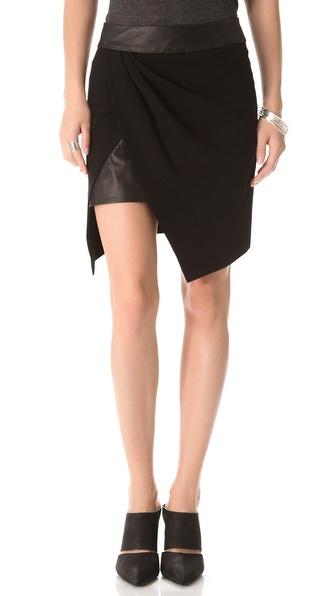 Willow Tuck Skirt