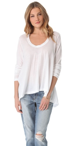 Kupi Wilt Hi Lo Tunic with Long Sleeves i Wilt haljine online u Apparel, Womens, Tops, Tee,  prodavnici online