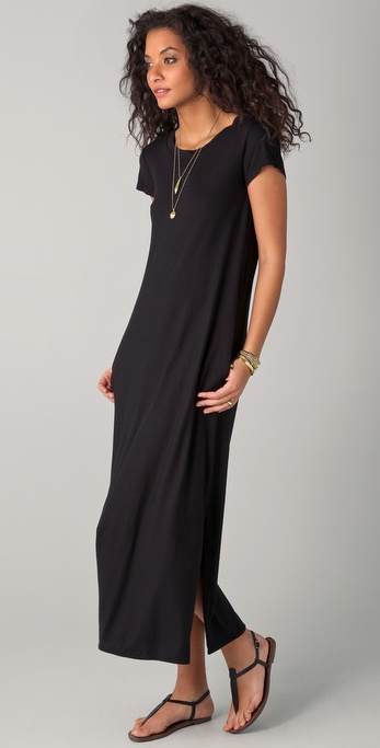 Wilt Maxi Slit Dress