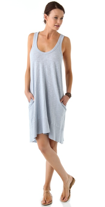 Wilt Hi Lo Mix Tank Dress