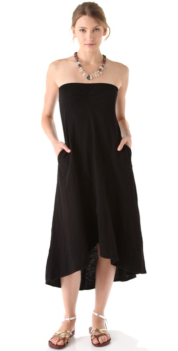 Wilt Strapless Dress