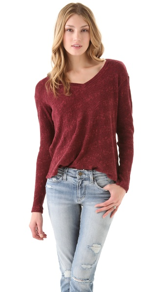 Wilt Hi Lo Shirttail Sweater
