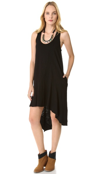 Wilt Mixed Texture Dress