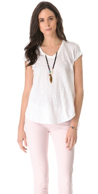 Wilt Basic V Tee