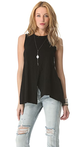 Wilt Paneled Shell Tank
