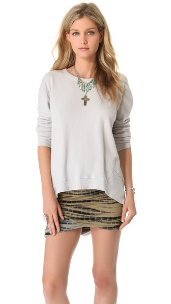 Wilt Basic Big Sweatshirt