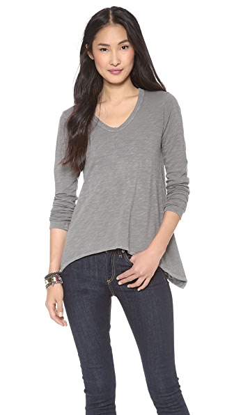 Wilt Long Shrunken Boyfriend Top
