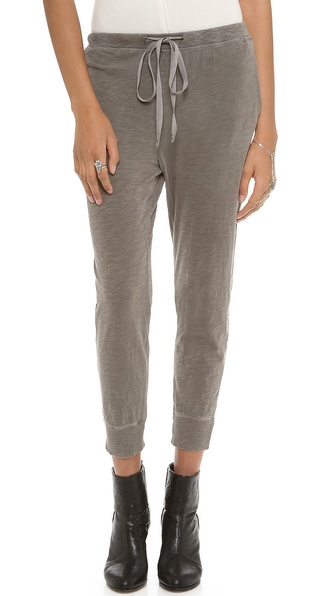 Wilt Crop Slub Jersey Sweatpants