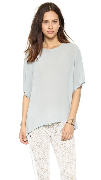 Wilt Woven Slouchy Top