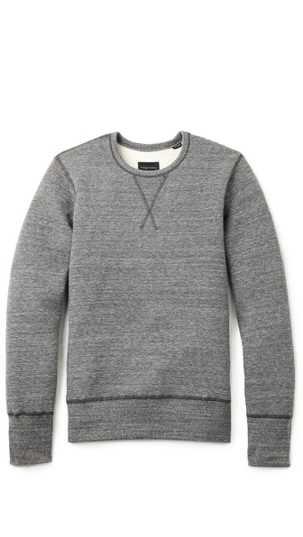 Wings + Horns Cabin Fleece Sweatshirt