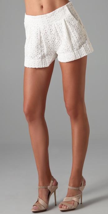 Wink Nimue Eyelet Shorts