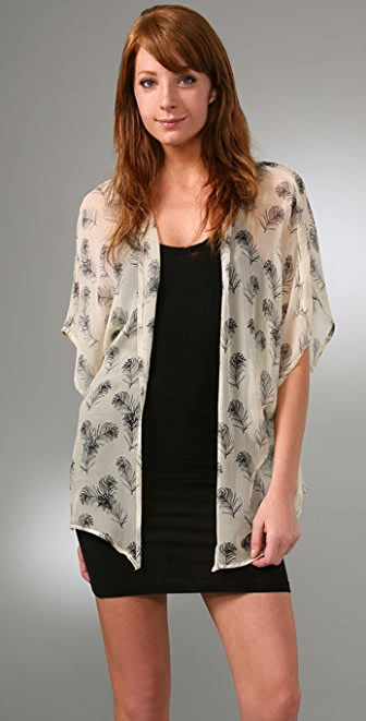 Winter Kate Ginger Cardigan