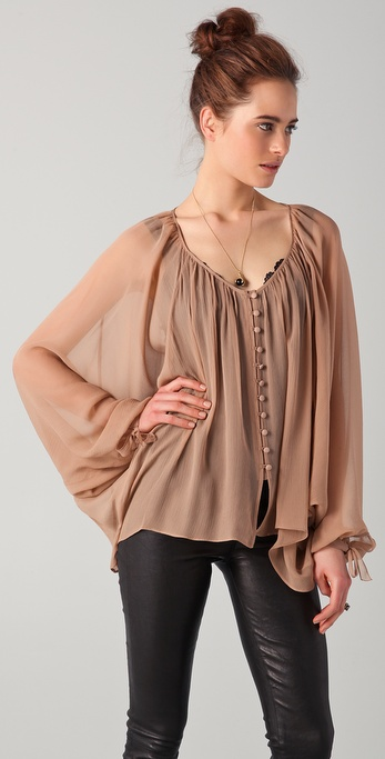 Winter Kate Pushpa Blouse