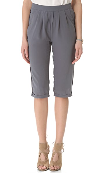 Winter Kate Zen Bermuda Shorts