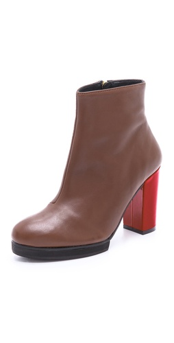 Won Hundred Hydro Platform Booties at Shopbop / East Dane