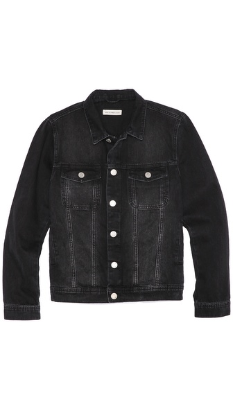Won Hundred Four Denim Jacket