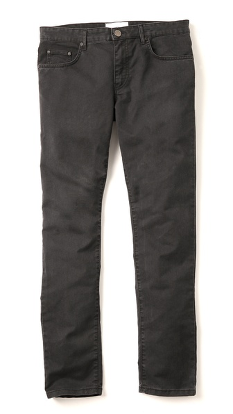 Won Hundred Dean Black Rinse Jeans