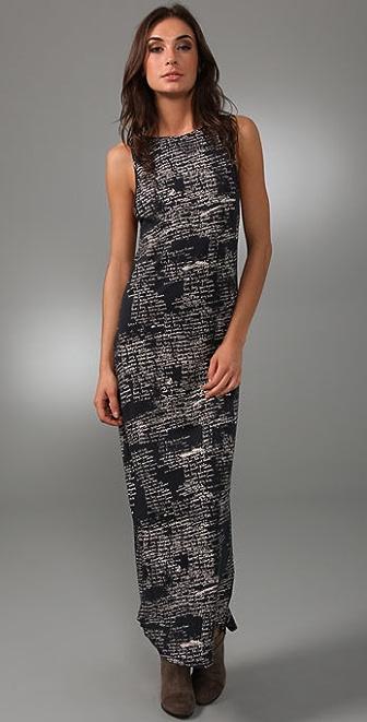 Woodford & Co Scribble Tank Dress