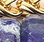 Gold/Malachite/Lapis