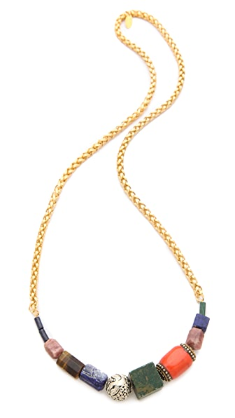 Wouters & Hendrix Assorted Stone Necklace
