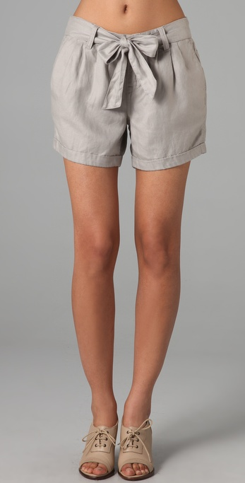 William Rast Mackenzie Shorts