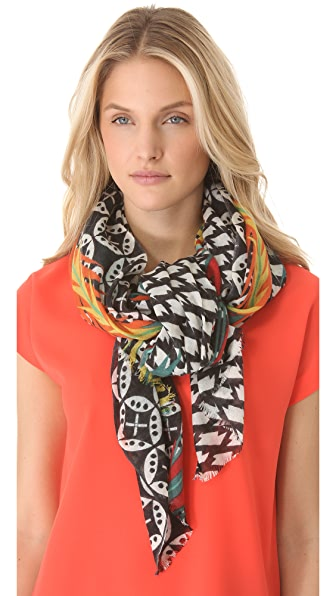 YARNZ Bows & Arrows Scarf