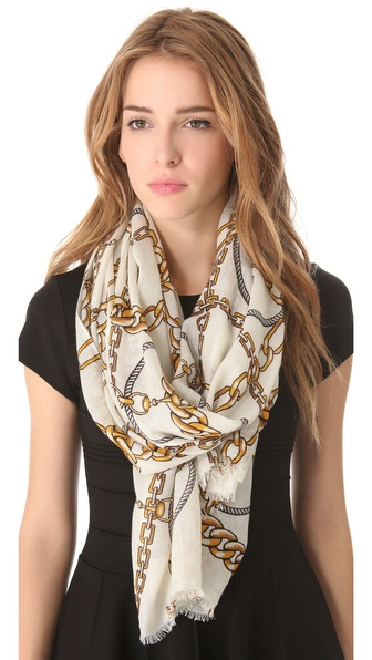 YARNZ Chains Scarf