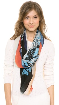 YARNZ Sunset Lake Scarf