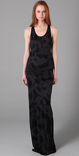 Young Fabulous & Broke Hamptons Crystal Wash Long Dress