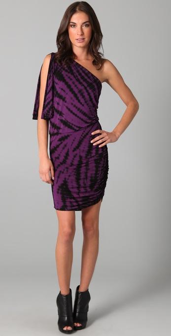 Young Fabulous & Broke Rebel Wash Jessica One Shoulder Dress
