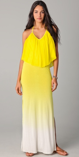 Young Fabulous & Broke Jude Ombre Maxi Dress