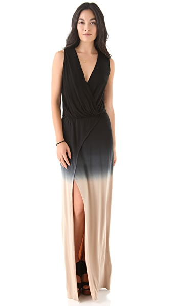 Young Fabulous & Broke Arroyo Ombre Maxi Dress